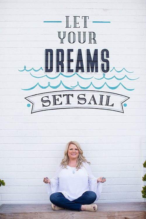 Let Your Dreams Set Sail